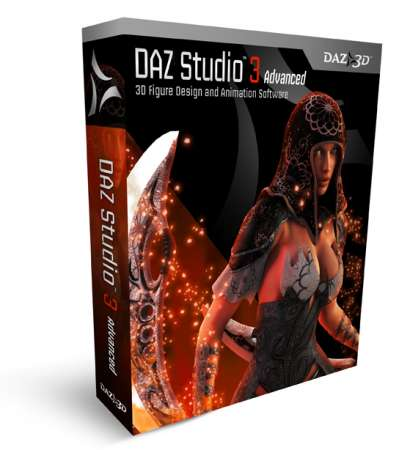 DAZStudio 3 Advanced 3.1.2.24 x86 + Game Development Kit