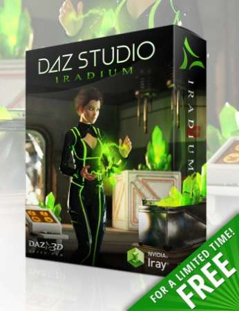 Daz Studio 4.8 Win 32