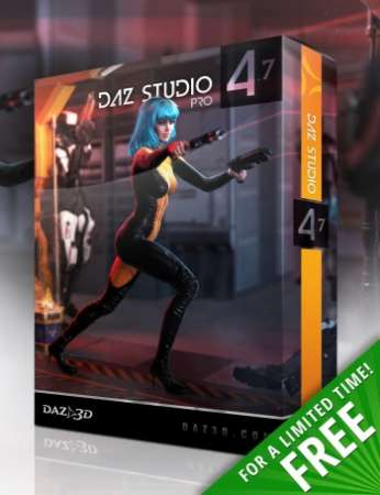 Daz Studio 4.7Pro Win64 Core - No Content