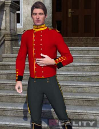 Dynamic Uniforms for Michael 4 Genesis